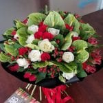 Anthurium - a bouquet for men