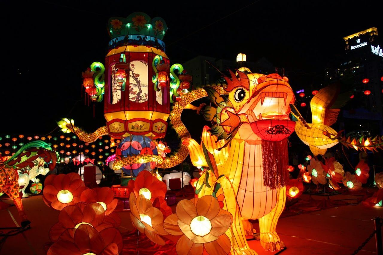 chinese moon festival - HD 1600×1065